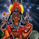 Pratyangira Devi - Protect us from all Terrible