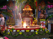 Homam to be Performed